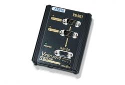 VS201-AT-G — 2-портовый VGA -видеопереключатель(Video Switch)
