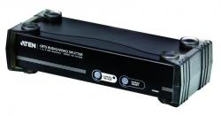 VS1504T-A7-G 4-портовый VGA аудио/видео разветвитель ( video splitter ) сигнала с передачей сигналов по кабелю «витая пара» категории 5
