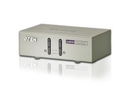 CS72U-A7 — 2-портовый, USB, VGA, аудио, КВМ-переключатель