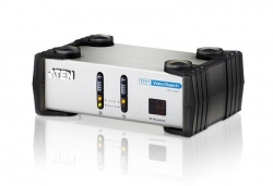 VS261-AT-G — 2-х портовый DVI видеопереключатель (Video Switch)