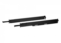 2K-0005 —   Монтажный комплект (укороченный) для облегченной установки в стойку KVM-переключателя/консоли с ЖК-дисплеем