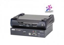 KE8952-AX-G HDMI KVM-удлинитель с передачей сигналов по TCP/IP (в среде LAN L2) и поддержкой 4K