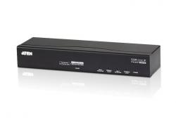 CN8600-AT-G  KVM IP удлинитель (в среде WAN) с функцией Virtual Media и интерфейсами DVI, PS/2, USB.