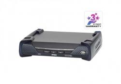 KE8950R-AX-G HDMI Приемник KVM-удлинителя KE8950 с передачей сигналов по TCP/IP (в среде LAN L2) и поддержкой 4K