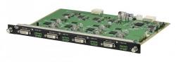 VM8604-AT — 4-х портовая плата вывода A/V сигналов с интерфейсом DVI