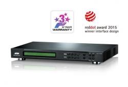 VM5404D-AT-G  — Матричный DVI-коммутатор 4x4 с функцией масштабирования (Matrix audio/video switch)