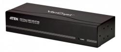VS1204T-AT-G 4-портовый VGA A/V-разветвитель (Video splitter) с передачей сигнала по кабелю Cat 5