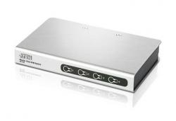 CS74ECZ-AT4-портовый SPHD KVM-переключатель (KVM Switch)
