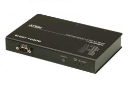 CE820R-AT-G  USB, HDMI, КВМ-удлинитель с поддержкой HDBaseT™ 2.0 (4K@100м) (удаленный модуль)