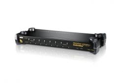 CS1758Q9-AT-G 8-ми портовый PS/2, USB, VGA, аудио, КВМ-переключатель  (KVM Switch)