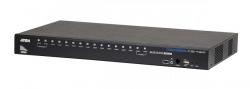 CS17916-AT-G 16-портовый KVM-переключатель с поддержкой USB и HDMI