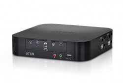 CS1944-AT-G 4-х портовый  Dual View Mini DisplayPort  USB-переключатель KVMP™-переключатель (KVM Switch)