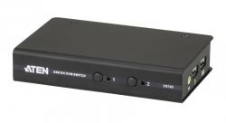 CS72D-AT — 2-портовый DVI-I  USB KVM-переключатель