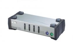 CS84AC-AT 4-портовый VGA PS/2 KVM переключатель (KVM Switch)