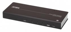 VS184B-A7-G 4-портовый HDMI разветвитель видеосигнала ( video splitter ).