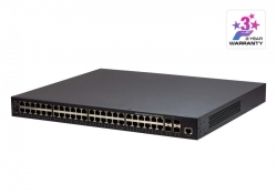 ES0152P — 52-портовый гигабитный управляемый сетевой коммутатор c функцией PoE
