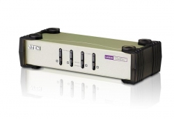 CS84U-AT 4–х портовый VGA PS/2-USB / SPHD KVM переключатель (KVM Switch)