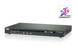 SN0108A-AX-G —  8-портовое устройство доступа к последовательным портам по сети (консольный сервер)