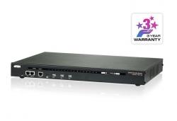 SN0116A-AX-G — 16-портовое устройство доступа к последовательным портам по сети. (консольный сервер)