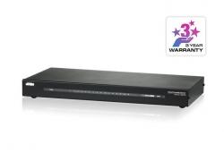 SN9116-AX-G  16-портовое устройство доступа к последовательным портам по сети (консольный сервер)