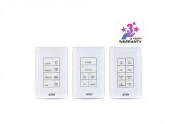 VK108US — Система управления ATEN - 8-кнопочный блок управляющих клавиш (локализация US, 1 комплект)