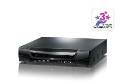 KN8164V-AX-G 64-портовый KVM-коммутатор с доступом по IP 1-го локального и 8-и удаленных пользователей