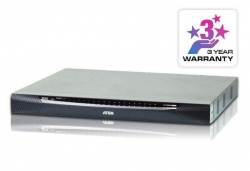 KN4140VA-AX-G 40-портовый KVM-переключатель (KVM Switch) KN4140VA с доступом по IP и поддержкой 1-й локальной/4-х удаленных консолей доступа