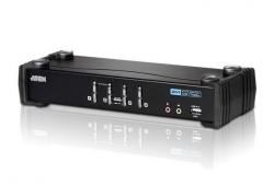 CS1764A-AT-G 4-х портовый DVI -I USB 2.0 KVMP™-переключатель (KVM Switch)