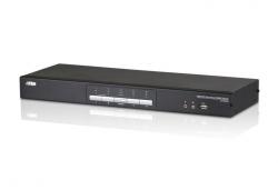 CS1644A-AT-G 4-портовый  DVI-I Dual View USB 2.0 KVMP-переключатель (KVMP Switch)
