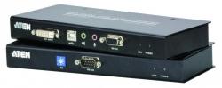 CE602-A7-G USB, DVI Dual Link, КВМ-удлинитель по кабелю Cat 5 (1024x768@60м)