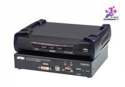 KE6910-AX-G — 2K DVI-D Dual Link KVM-удлинитель с доступом по IP