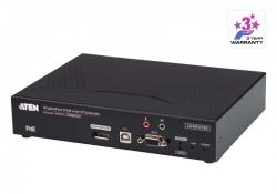 KE9952T-AX — 4K KVM-удлинитель с доступом по IP, поддержкой одного DisplayPort-дисплея и функции PoE (передатчик)