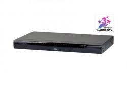 KN1116VA-AX-G 16-портовый переключатель серии KVM Over the NET™(IP KVM Switch) с доступом двух независимых пользователей (1 локального и 1 удаленного) и функцией Virtual Media (1920 x 1200)