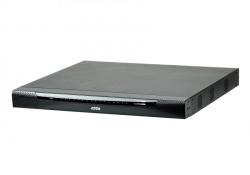 KN1132V-AX-G — 32-портовый IP КВМ-переключатель с доступом по IP и поддержкой 1-локального и 1-удаленного доступа, функцией Virtual Media