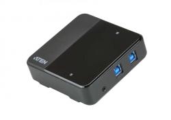 US3324 — 2-портовый USB 3.1 Gen1 коммутатор для совместного использования 4-х периферийных устройств