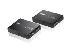 VE150A-AT-G Удлинитель VGA по кабелю Cat 5 (1280х1024@150м)