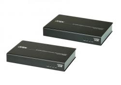 VE813A-AT-G — Удлинитель HDMI и USB HDBaseT (4K@100м / 1080p@150м) c пробросом USB