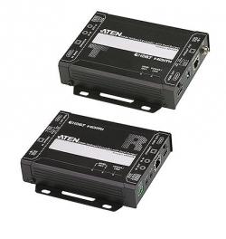 VE814A-AT-G — HDMI удлинитель с ретрансляцией сигнала ИК по HDBaseT, Dual Output (4K@100м/ 1080p@150м)