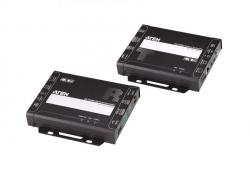 VE883K1-AT-G — оптический удлинитель 4K HDMI (300м, многомодовый кабель)
