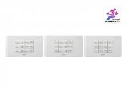 VK0200 —   Профессиональные AV решения Система управления VK0200   Система управления ATEN – 12-кнопочный контроллер (стандарт EU, 2 Gang)