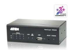 VK224 — 4-х портовый блок расширения последовательных портов VK224 (Serial Expansion Box)