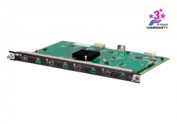 VM7584K1-AT — 4-портовая плата ввода c оптоволоконным подключением 10G (4K@300м, многомод)