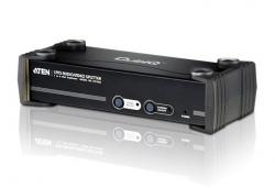 VS1508T-A7-G 8-портовый VGA аудио/видео разветвитель ( video splitter ) сигнала с передачей сигналов по кабелю «витая пара» Cat 5