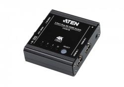 VS381B-AT — 3-портовый True 4K HDMI-коммутатор VS381B